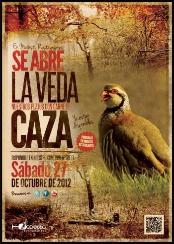 Se abre la veda en Modesto Restaurantes Sevilla